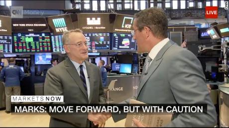 """CNNMoney's """"Markets Now"""" streams live from the NYSE every Wednesday at 12:45 p.m. ET."""